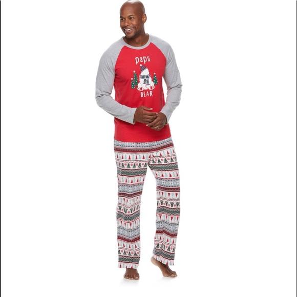 Other - Papa Bear Pajamas